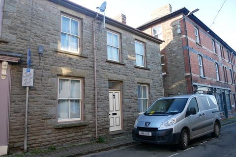2 bedroom ground floor flat to rent - Bell Street, Talgarth, Brecon, Powys.