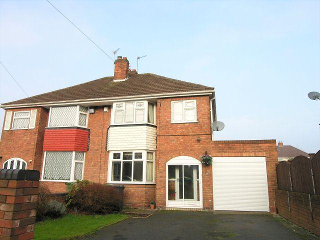 3 Bedrooms Semi Detached House for sale in Ashtree Road,Pelsall,Walsall
