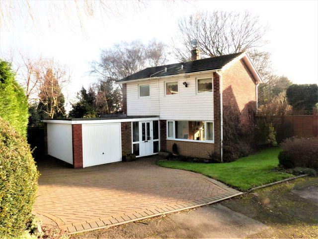 3 Bedrooms Detached House for sale in Britton Drive,Wylde Green,Sutton Coldfield