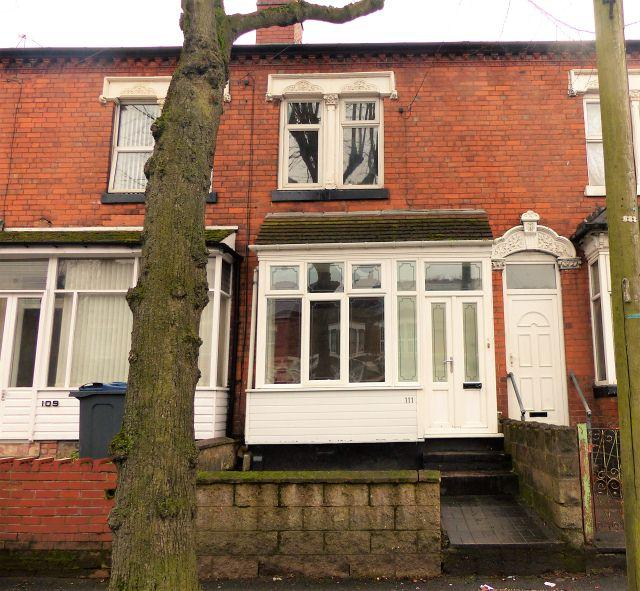 2 Bedrooms Terraced House for sale in Oxhill Road,Handsworth,Birmingham