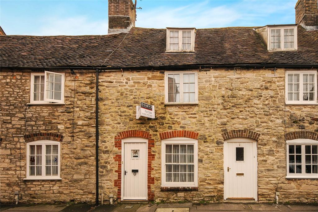 2 Bedrooms Terraced House for sale in Dorchester, Dorset