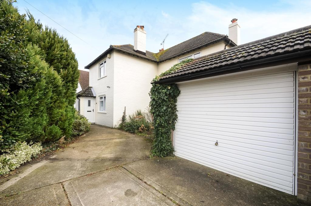 3 Bedrooms Detached House for sale in Sunderton Lane, Clanfield, PO8