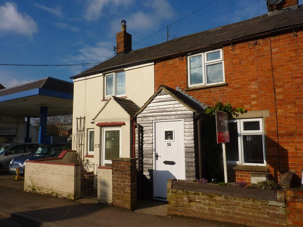 2 Bedrooms Cottage House for sale in Middle Barton, Oxfordshire