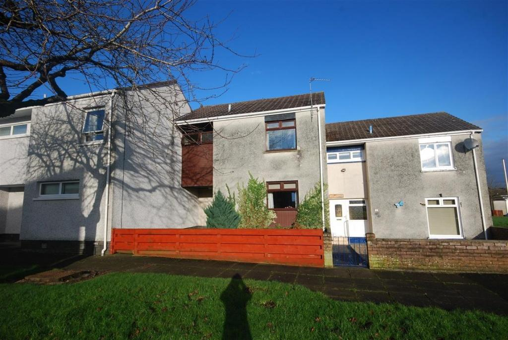 3 Bedrooms Terraced House for sale in 2 Foxglove Place, Ayr, KA7 3XE
