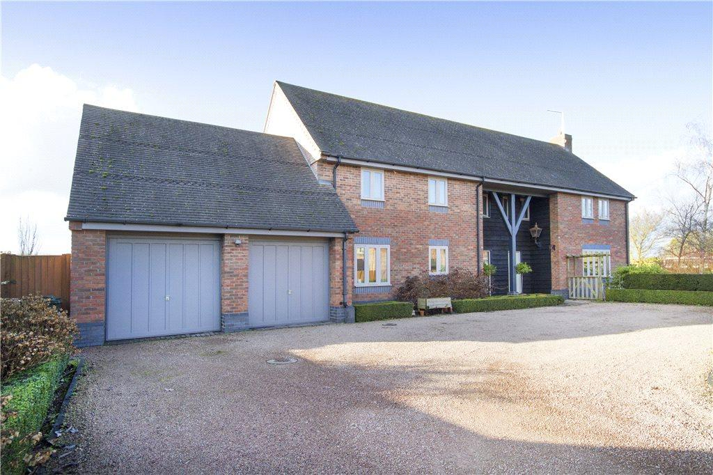 4 Bedrooms Detached House for sale in Grimley, Worcester, Worcestershire, WR2
