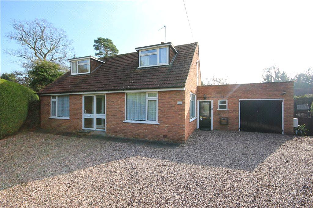 3 Bedrooms Detached Bungalow for sale in Fownhope, Hereford, HR1