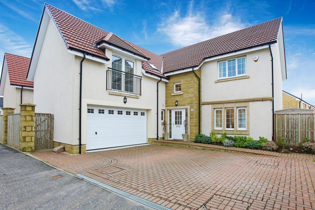 5 Bedrooms Detached House for sale in 6 Crosshill Road, Bishopton, PA7 5QJ