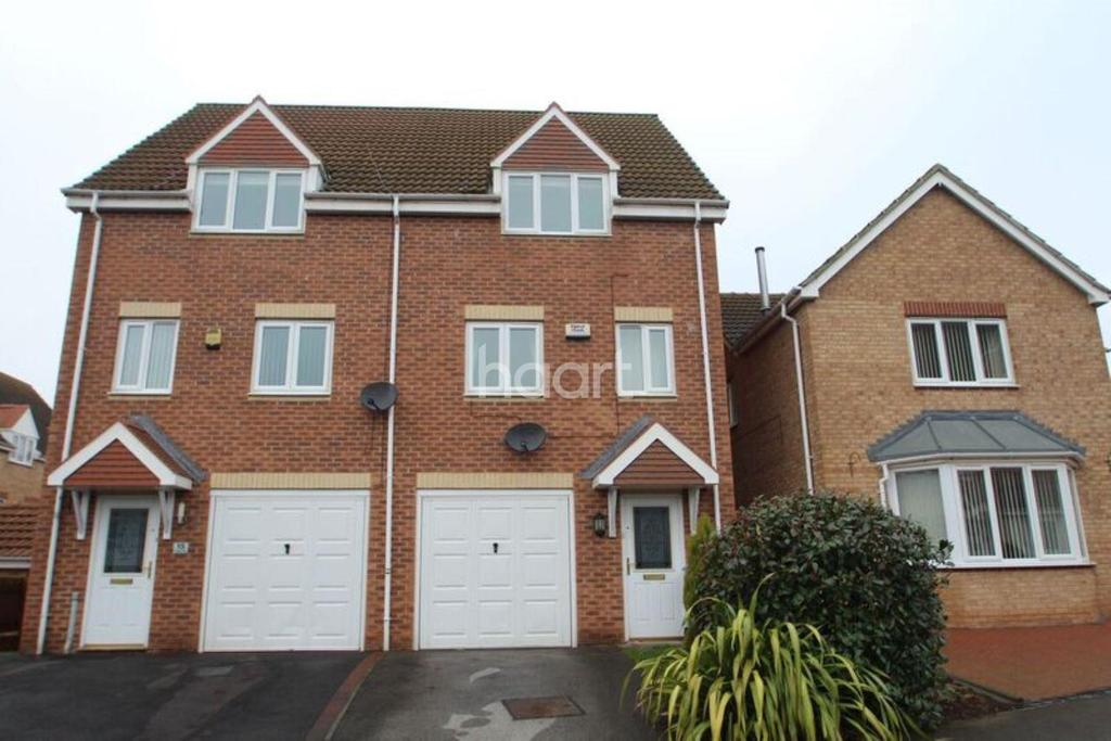 3 Bedrooms End Of Terrace House for sale in College Way, Bilborough, Nottingham