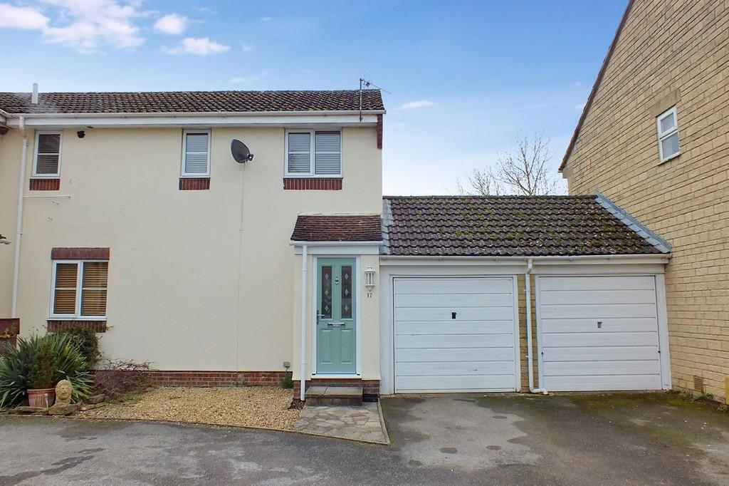 3 Bedrooms Semi Detached House for sale in Ashton Keynes