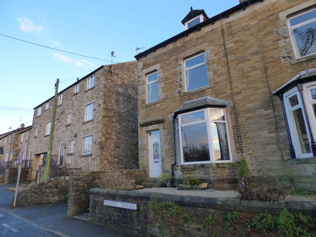 4 Bedrooms End Of Terrace House for sale in Prospect Terrace, Settle