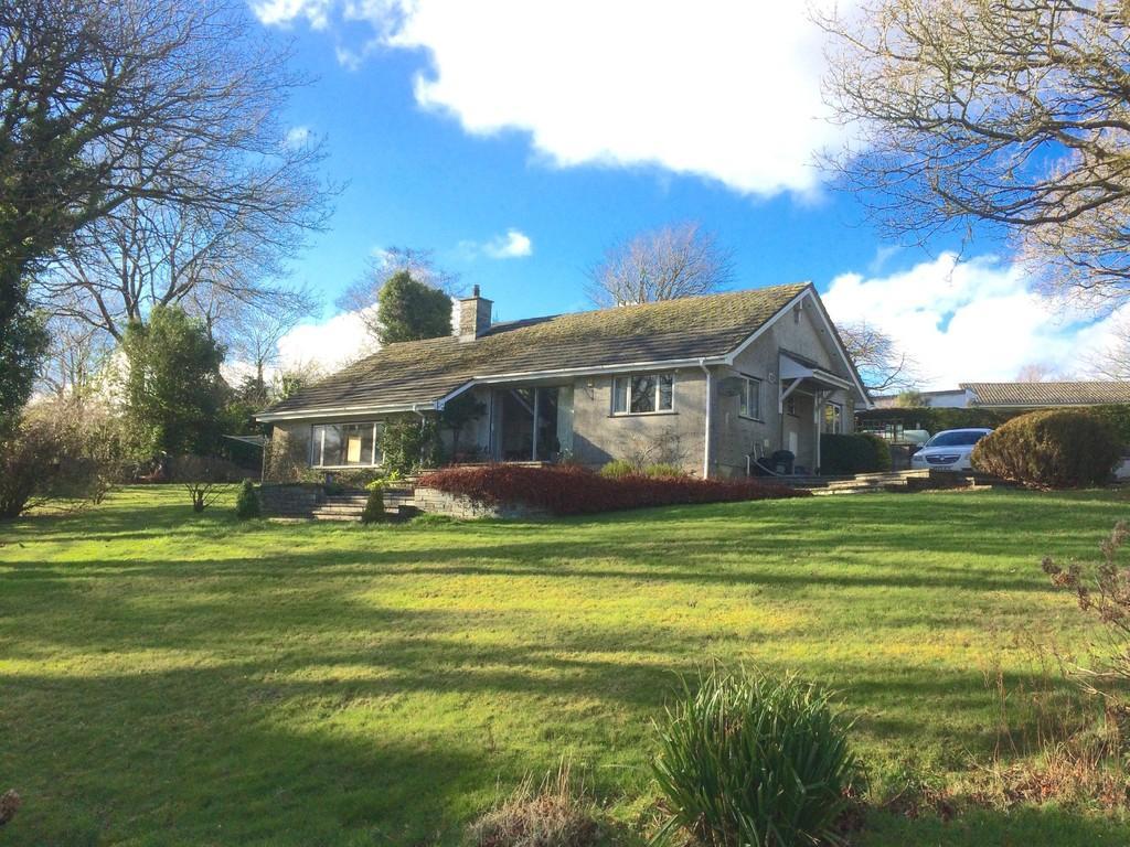 3 Bedrooms Detached Bungalow for sale in Thorndon Cross, Okehampton