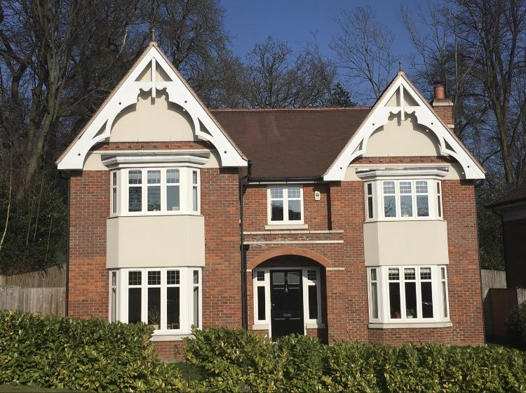 5 Bedrooms Detached House for sale in Barons Wood, Englefield Green