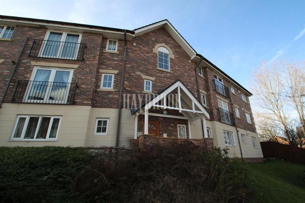 2 Bedrooms Flat for sale in Valley Grove, Lundwood