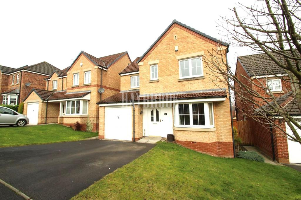 3 Bedrooms Detached House for sale in James Walton Drive, Halfway