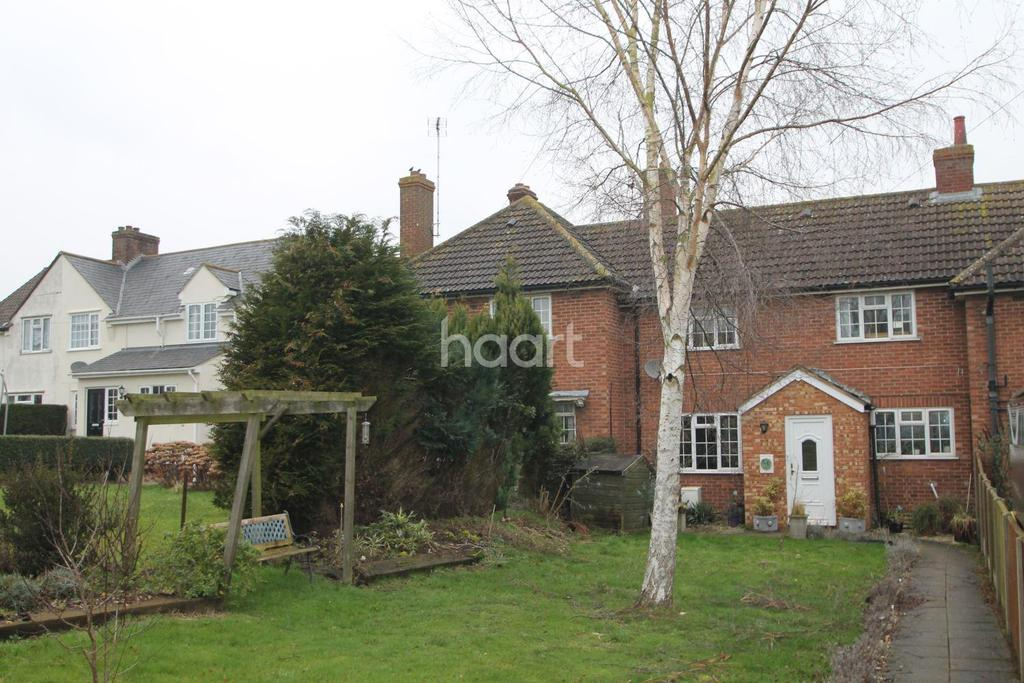 3 Bedrooms Terraced House for sale in Angel Lane, Glemsford