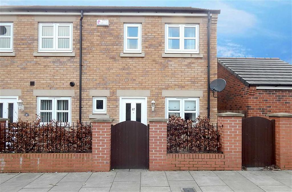 2 Bedrooms Terraced House for sale in Wyedale Way, Walkergate, Newcastle Upon Tyne, NE6
