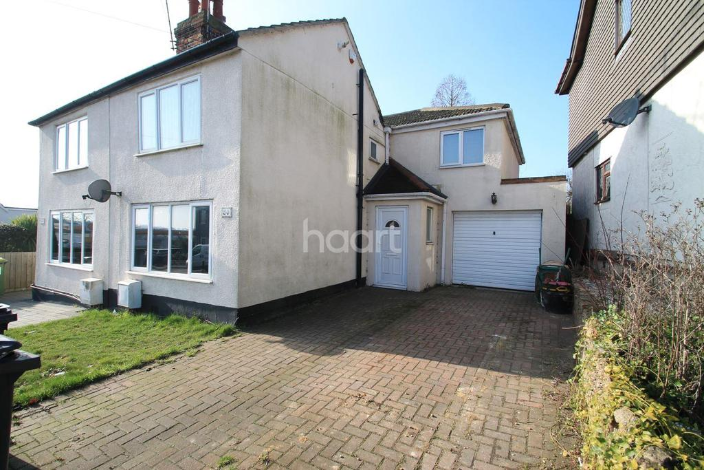 5 Bedrooms Semi Detached House for sale in High Road, Rayleigh
