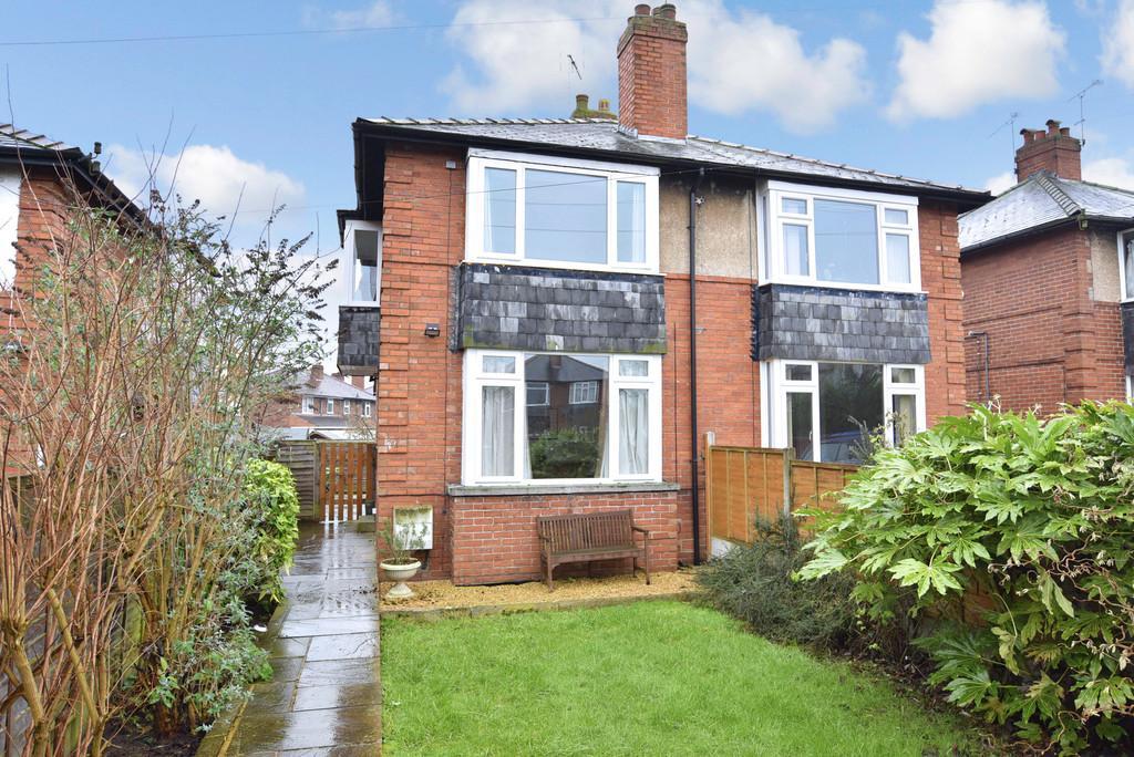 3 Bedrooms Semi Detached House for sale in Greenfields Avenue, Harrogate