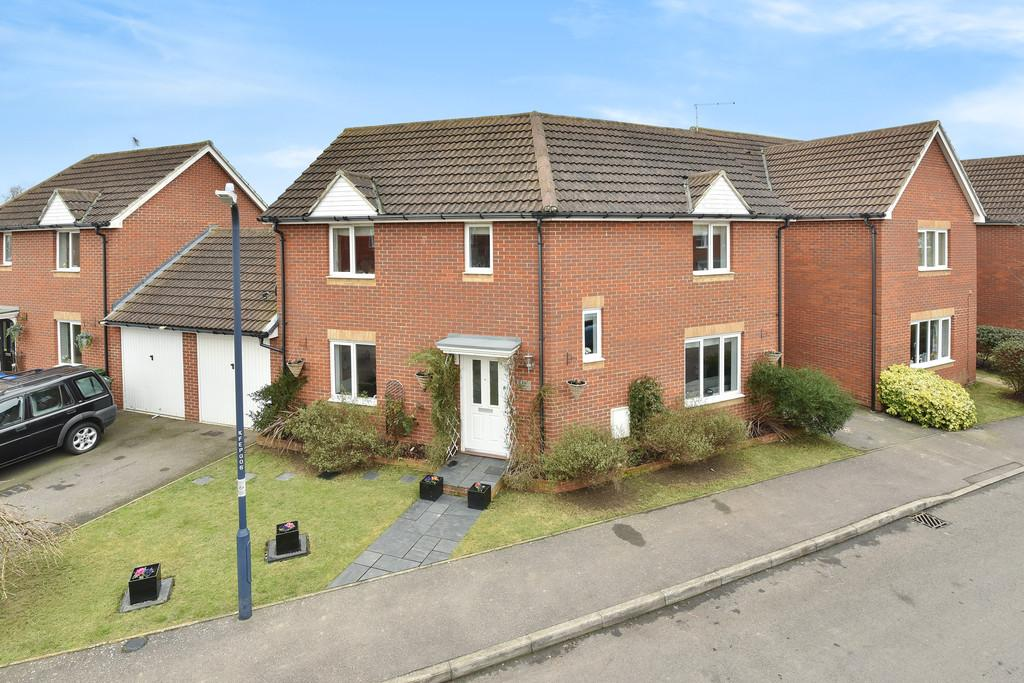 4 Bedrooms Link Detached House for sale in Furfield Chase, Boughton Monchelsea