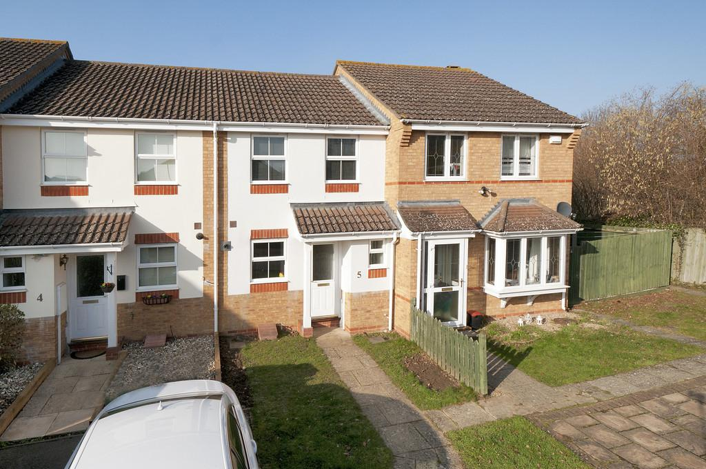2 Bedrooms Terraced House for sale in Gooch Close, Allington