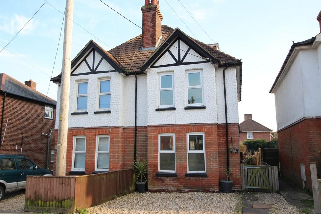 2 Bedrooms Ground Flat for sale in The Greys, New Milton