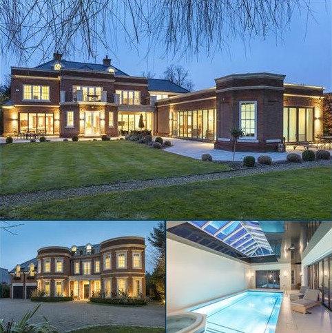 7 bedroom detached house for sale - Leys Road, Oxshott, Leatherhead, Surrey, KT22