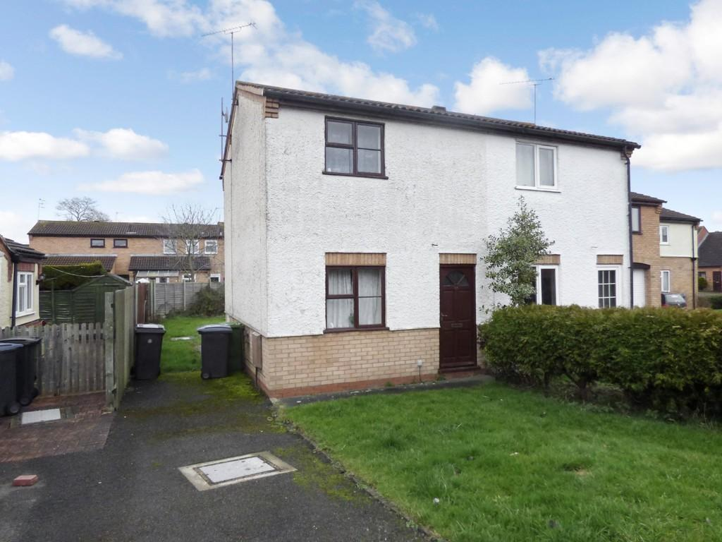 2 Bedrooms End Of Terrace House for sale in Meadow Sweet Road, Stratford-Upon-Avon