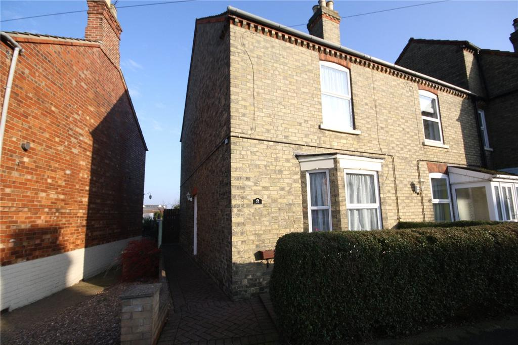 3 Bedrooms Semi Detached House for sale in King Edward Street, Sleaford, Lincolnshire, NG34