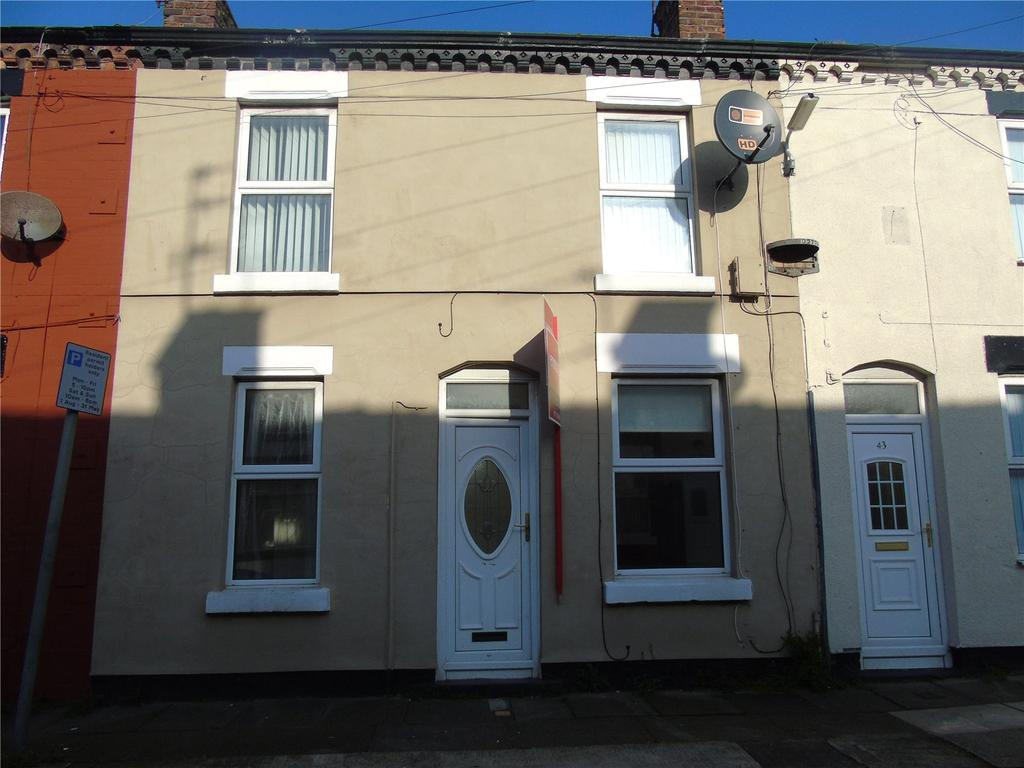 2 Bedrooms Terraced House for sale in Romley Street, Walton, Liverpool, L4