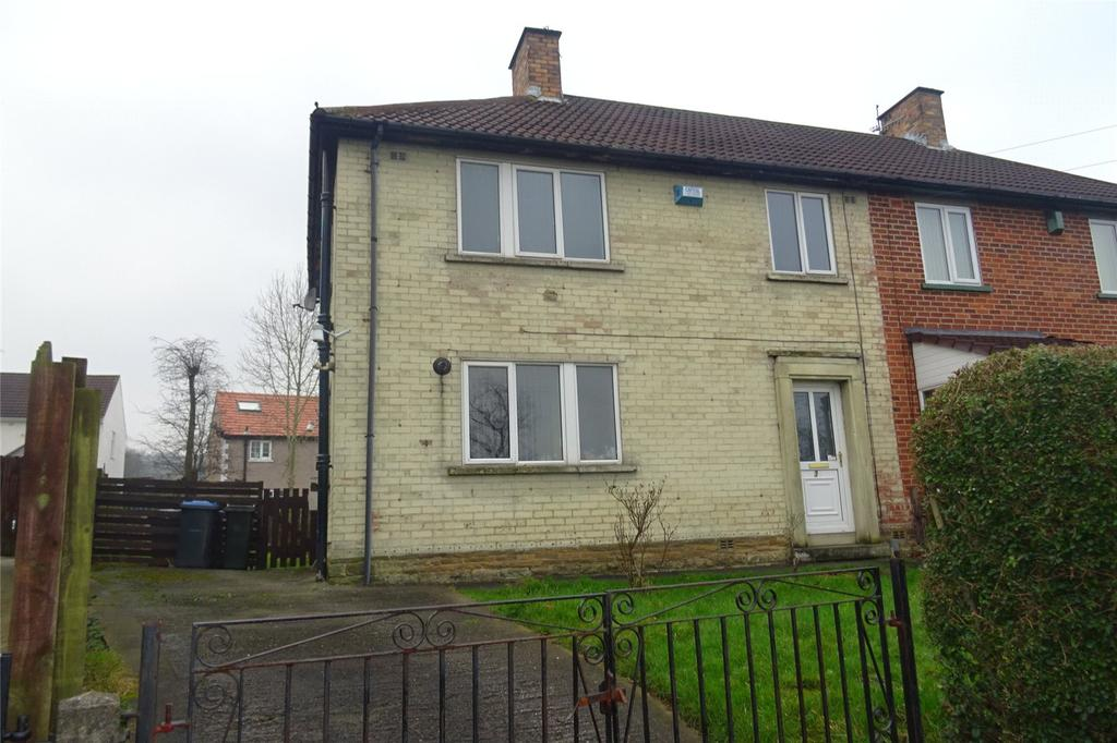 3 Bedrooms Semi Detached House for sale in Rookwith Parade, Bradford, West Yorkshire, BD10
