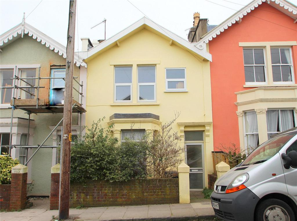 3 Bedrooms Terraced House for sale in Pembroke Road, Southville, BRISTOL, BS3