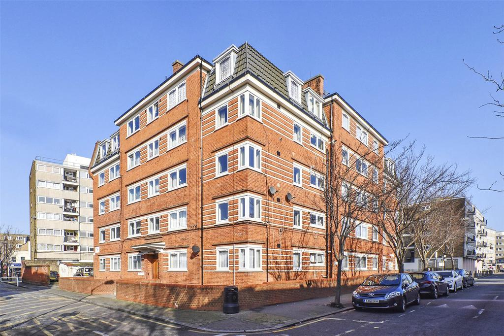 3 Bedrooms Apartment Flat for sale in Butler House, Bacton Street, Bethnal Green, London, E2