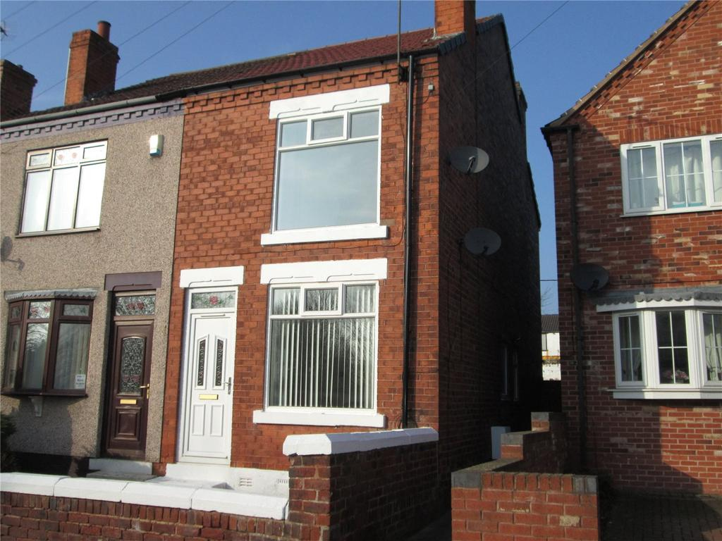 2 Bedrooms Semi Detached House for sale in Mitchell Street, Clowne, Chesterfield, Derbyshire, S43