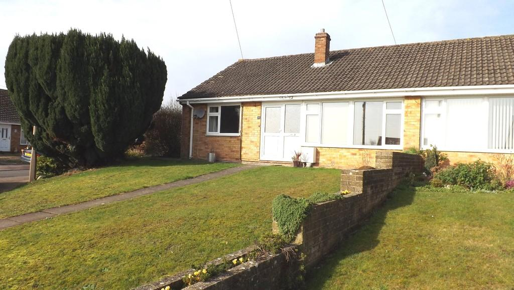 3 Bedrooms Semi Detached Bungalow for sale in Wyebank Drive, Tutshill, Chepstow