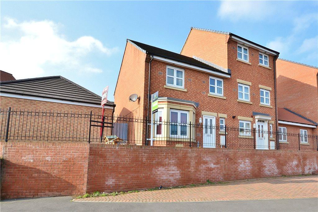 3 Bedrooms End Of Terrace House for sale in Davy Close, Stockton-on-Tees