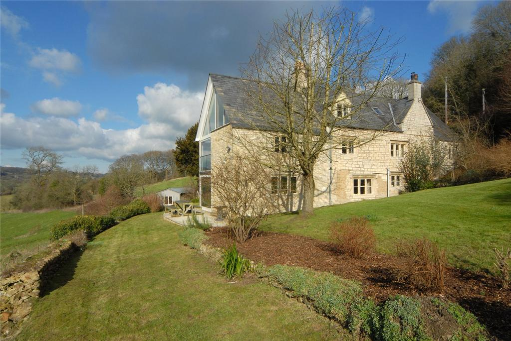 5 Bedrooms Detached House for sale in Wick Street, Nr Painswick, Gloucestershire, GL6
