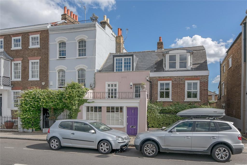 3 Bedrooms Terraced House for sale in The Terrace, Barnes, London, SW13