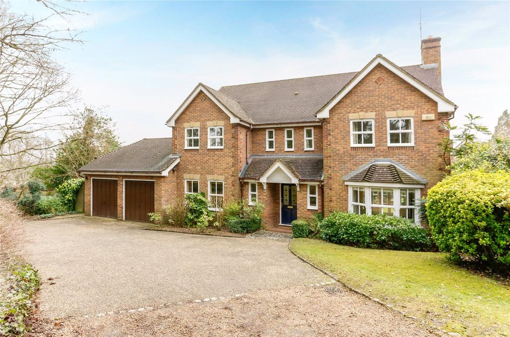 5 Bedrooms Detached House for sale in Chiltern Manor Park, Great Missenden, Buckinghamshire, HP16