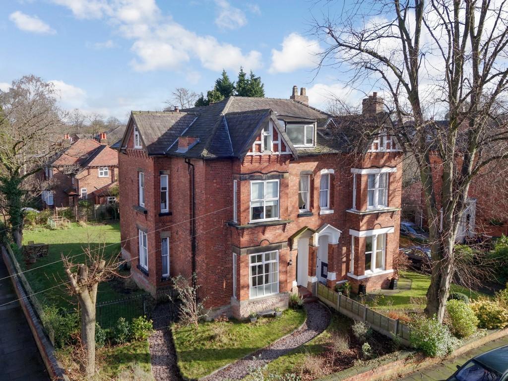 7 Bedrooms Semi Detached House for sale in Brownsville Road, Heaton Moor