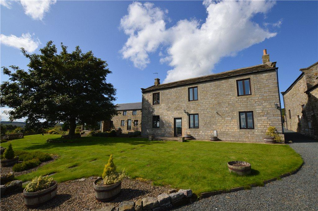 5 Bedrooms Detached House for sale in Sand House, Dacre Lane, Dacre, North Yorkshire