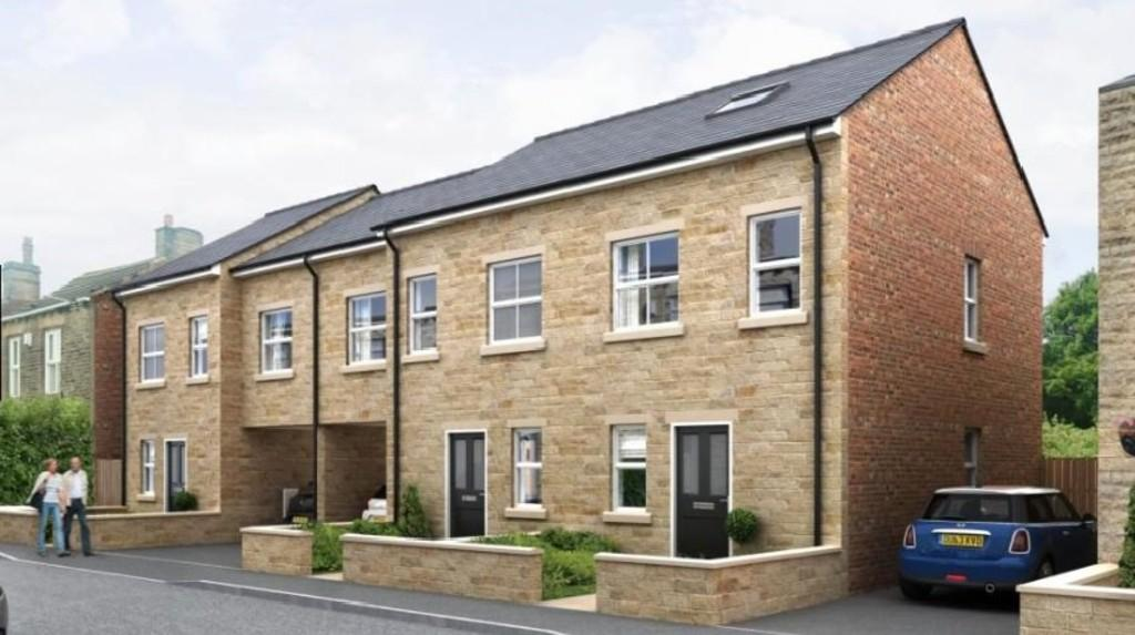 3 Bedrooms Town House for sale in Saville Street, Ossett