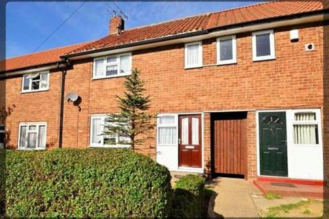 2 bedroom terraced house to rent - Wansbeck Road, Longhill, Hull, HU8 9ST