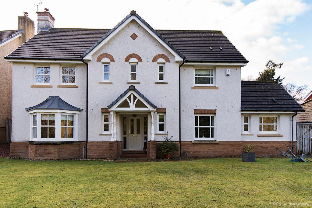 4 Bedrooms Detached House for sale in Kellie Wynd, Dunblane, FK15 0NR