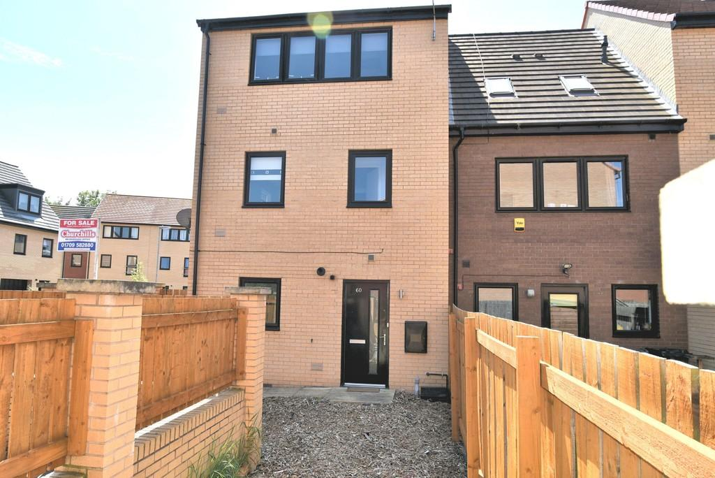 2 Bedrooms End Of Terrace House for sale in Stables Way,Wath upon Dearne