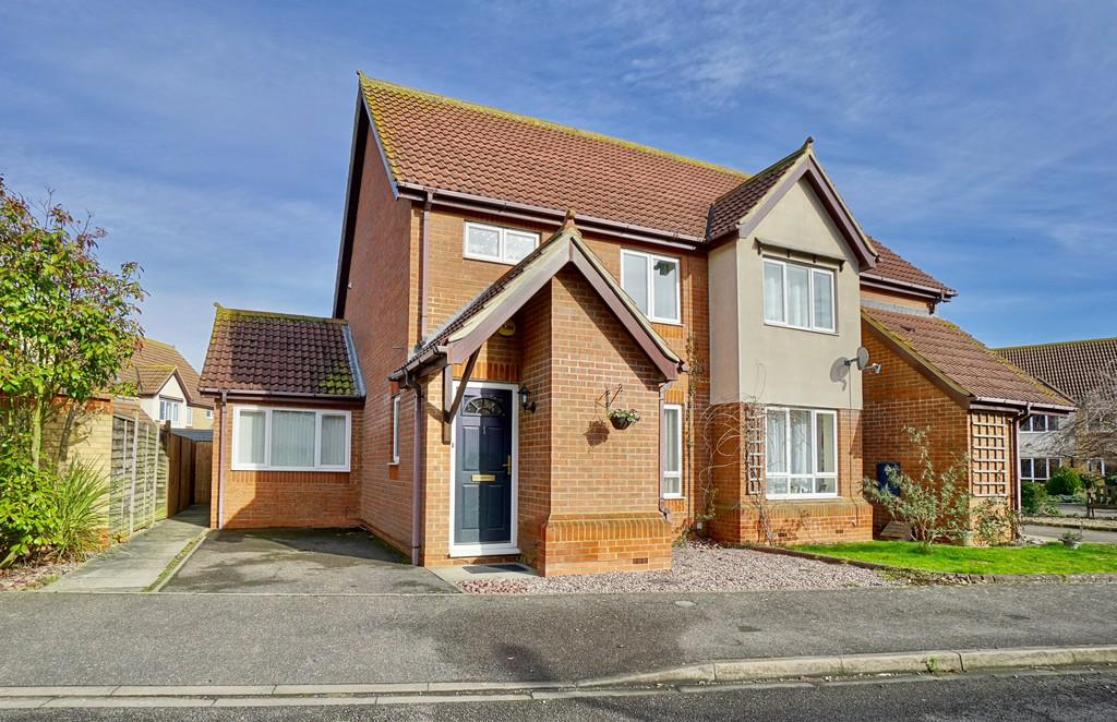 3 Bedrooms Semi Detached House for sale in The Jays, Sandy