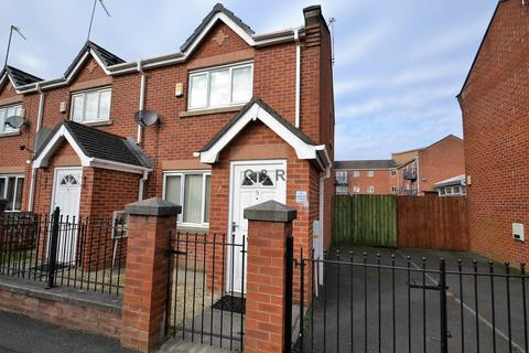 2 bedroom end of terrace house to rent - Ancroft Street Hulme. Manchester. M15 5JW