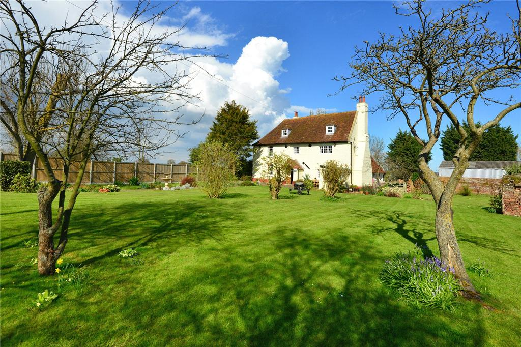 5 Bedrooms Detached House for sale in Island Road, Upstreet, Canterbury, Kent, CT3