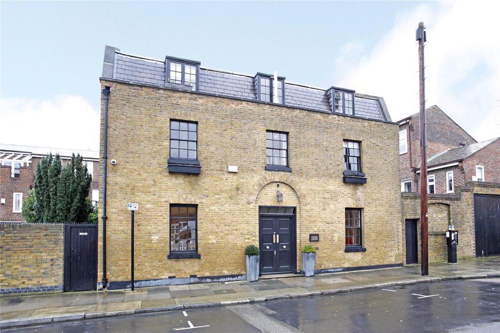4 Bedrooms Detached House for sale in Roan Street, Greenwich, London