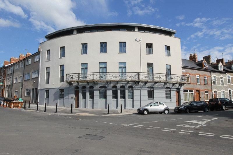 1 Bedroom Apartment Flat for sale in The Royal, Queens Road, Penarth