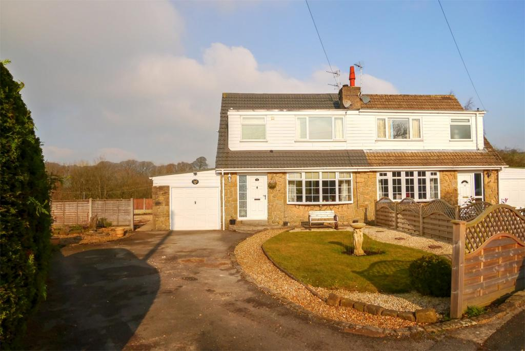 3 Bedrooms Semi Detached House for sale in 31 Birch Hall Lane, Earby